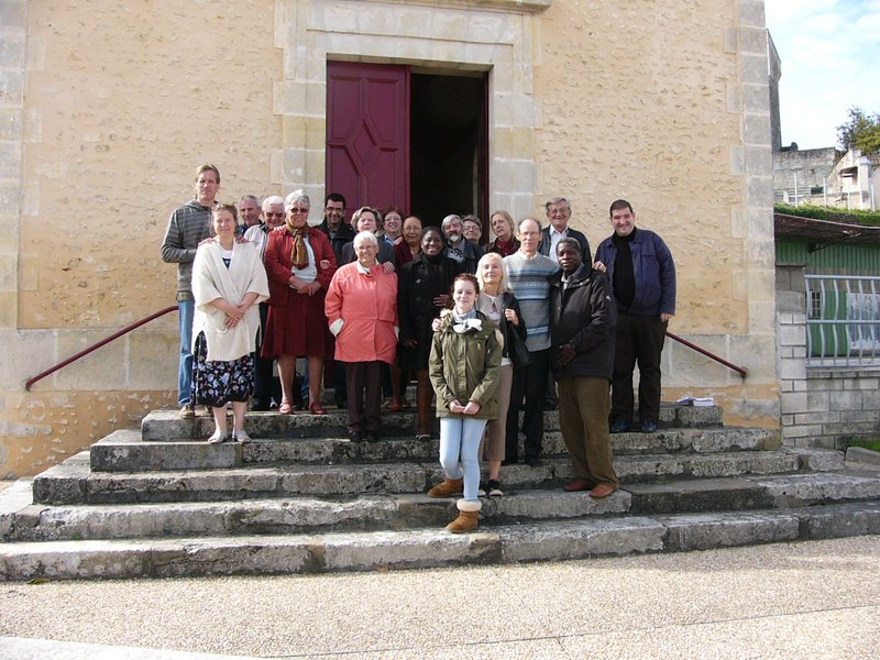 Eglise le 11 octobre 2015